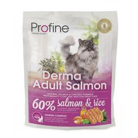 PROFINE Cat Derma Adult Salmon 300g