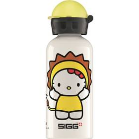 Sigg dětská Hello Kitty Lion Costume, 0.4L bílá
