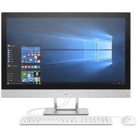 Počítač All In One HP Pavilion 27-r103nc (4KE48EA#BCM) bílý