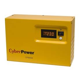 Cyber Power Systems Emergency Power System (EPS) 600VA/420W (CPS600E_1)