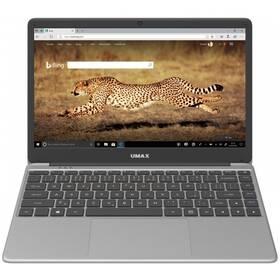 Umax VisionBook 14We Plus (UMM23014E) šedý