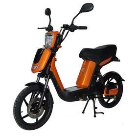 RACCEWAY E-BABETA, oranžový oranžová farba