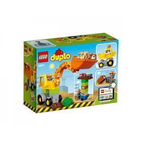 LEGO® DUPLO Město 10811 Nakladač