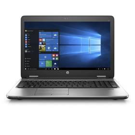 HP ProBook 650 G3 (Z2W48EA#BCM) černý/stříbrný