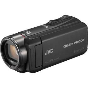 JVC GZ-R445B čierna