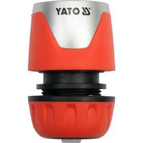"YATO 1/2"", ABS plast, 12,5 mm, STOP ventil"
