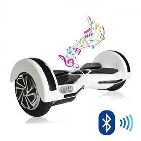 Kolonožka Premium APP - bílá + Reflexní sada 2 SportTeam (pásek, přívěsek, samolepky) - zelené v hodnotě 58 Kč + Doprava zdarma