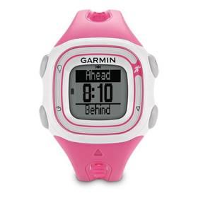Garmin Forerunner 10 bílé/růžové (vrácené zboží 2800000750)