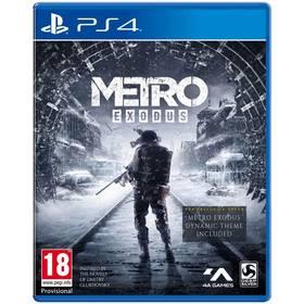 Deep Silver PlayStation 4 Metro Exodus (4020628765545)