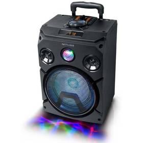 MUSE M-1915 DJ černý (vrácené zboží 8800321833)