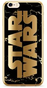 Star Wars Luxury Chrome pro Apple iPhone Xs (SWPCSW2403) zlatý