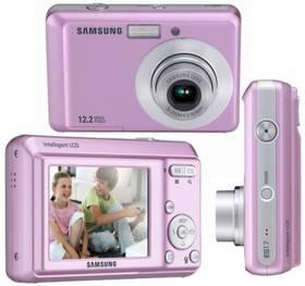 Aparat cyfrowy Samsung EC-ES17P Różowy