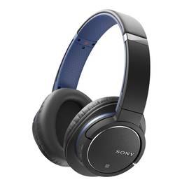 Sony MDR-ZX770BN (MDRZX770BNL.CE7) černá/modrá + Doprava zdarma