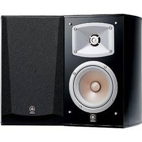 Yamaha NS-333, regálové, 2 ks černý + Doprava zdarma