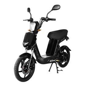 Elektrický motocykl RACCEWAY E-BABETA, černý