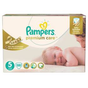 Pampers Premium Care Junior Mega Box vel. 5, 11-18kg, 88ks