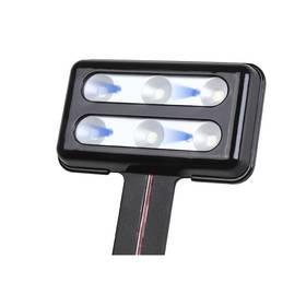 Akvarijní LED osvětlení Innovative Marine SkkyeLight Clamp 8W - 14K/456nm (10 Ledek) - černá (poškozený obal 2500015459)