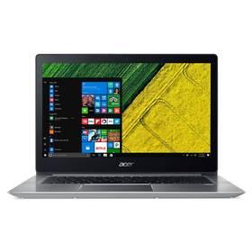 Acer Swift 3 (SF314-52G-8286) (NX.GQUEC.002) stříbrný Monitorovací software Pinya Guard - licence na 6 měsíců (zdarma)Software F-Secure SAFE 6 měsíců pro 3 zařízení (zdarma) + Doprava zdarma