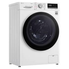 LG F2WN5S7S0 bílá (Náhradní obal / Silně deformovaný obal 2100019942)
