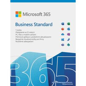 Microsoft Microsoft 365 Business Standart CZ (KLQ-00643)