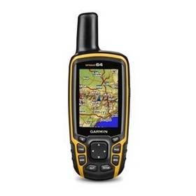 Garmin GPSmap 64 + SK TOPO (010-01199-00) čierna/žltá
