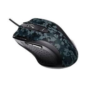 Asus Echelon Laser Gaming mouse (90YH0051-BBUA00) černá/modrá Podložka pod myš Asus Echelon Gaming Pad (zdarma)