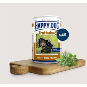 HAPPY DOG Truthahn Pur - 100% krůtí maso 800 g