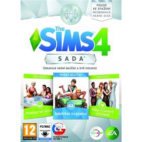 EA PC The Sims 4 Bundle #1 (EAPC05143)