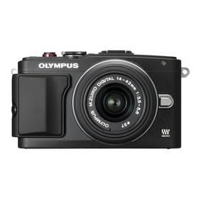 Olympus E-PL6 + objektivy 14-42mm II R (415088) černý + Doprava zdarma