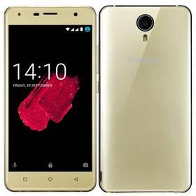 Prestigio Muze D5 LTE (PSP5513DUOGOLD) zlatý Software F-Secure SAFE, 3 zařízení / 6 měsíců (zdarma)