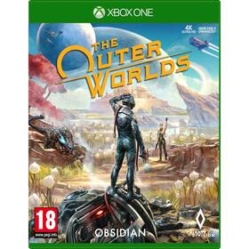 Hra Take 2 Xbox One The Outer Worlds (5026555361903)