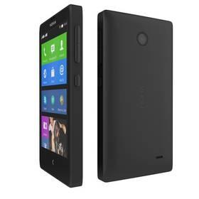 Mobilný telefón Nokia X Dual Sim (A00018270) čierny