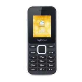 myPhone 3310 DUAL SIM (TELMY3310BK) černý