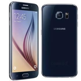 Samsung Galaxy S6 (G920) 32 GB (SM-G920FZKAETL) černý + Voucher na skin Skinzone pro Mobil CZ v hodnotě 399 Kč jako dárek + Doprava zdarma