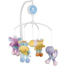 Sun Baby s plyšovými hračkami