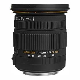 Sigma 17-50 mm/2.8 EX DC OS HSM Canon černý + Doprava zdarma
