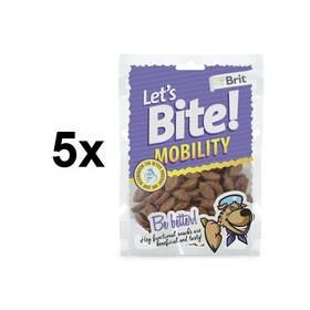 Brit Lets Bite Mobility 5 x 150 g