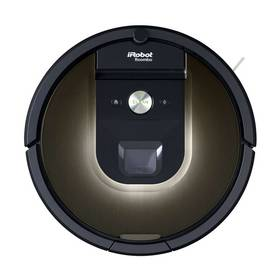iRobot Roomba 980 černý/šedý + Doprava zdarma