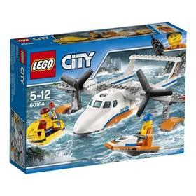 LEGO® CITY COAST GUARD 60164 Záchranářský hydroplán
