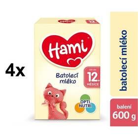 Hami 3 od ukočeného 12. měsíce, 600g x 4ks + Doprava zdarma