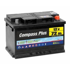 Compass PLUS 12V 72Ah 640A