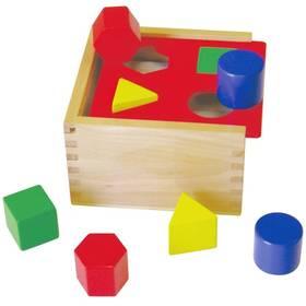 Vkládačka HM Studio - dřevěná tvary