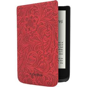 Pocket Book 616/627/628/632/633 - red flowers (HPUC-632-R-F)