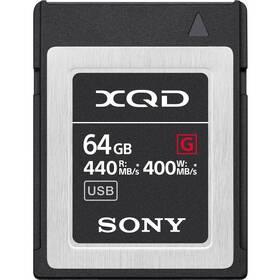 Sony XQD G 64 GB (440R/400W) (QDG64F.SYM)