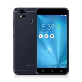Asus ZenFone 3 Zoom ZE553KL (ZE553KL-3A055WW) černý SIM s kreditem T-Mobile 200Kč Twist Online Internet (zdarma) + Doprava zdarma