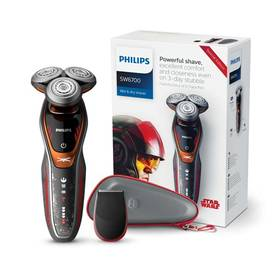 Philips Star wars SW6700/14 čierny