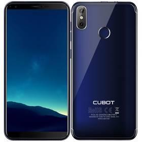 CUBOT R11 Dual SIM (PH3827) modrý SIM s kreditem T-Mobile 200Kč Twist Online Internet (zdarma)Software F-Secure SAFE, 3 zařízení / 6 měsíců (zdarma)