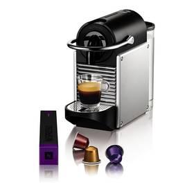 DeLonghi Nespresso Pixie EN125S stříbrné + Doprava zdarma
