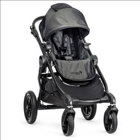 Baby Jogger CITY SELECT 2016 Charcoal + Doprava zdarma