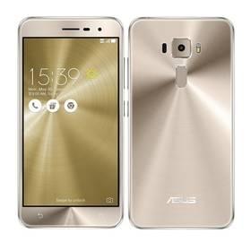 Asus ZenFone 3 ZE520KL (ZE520KL-1G023WW) zlatý SIM s kreditem T-Mobile 200Kč Twist Online Internet (zdarma)Software F-Secure SAFE 6 měsíců pro 3 zařízení (zdarma) + Doprava zdarma